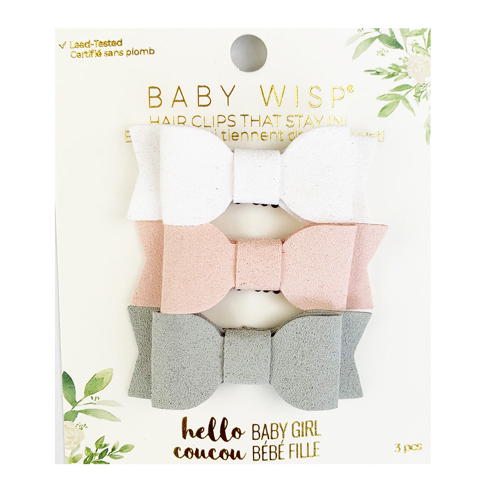 Baby Wisp Mini Latch Mia 3pk.