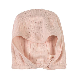 Fixoni Soft Rose Snap Bonnet