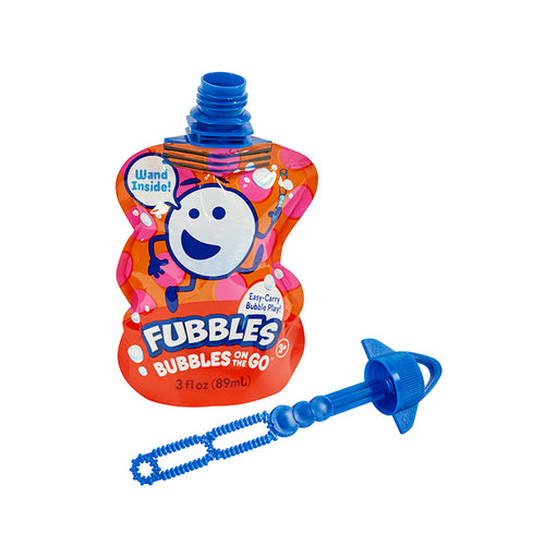 Bubbles on the Go 3oz.