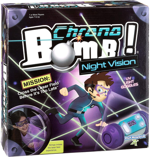 Chrono Bomb! Laser Field Game