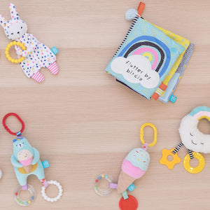 Cherry Blossom Cloud Travel Toy