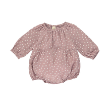 Load image into Gallery viewer, Vignette Daisy Bubble Romper
