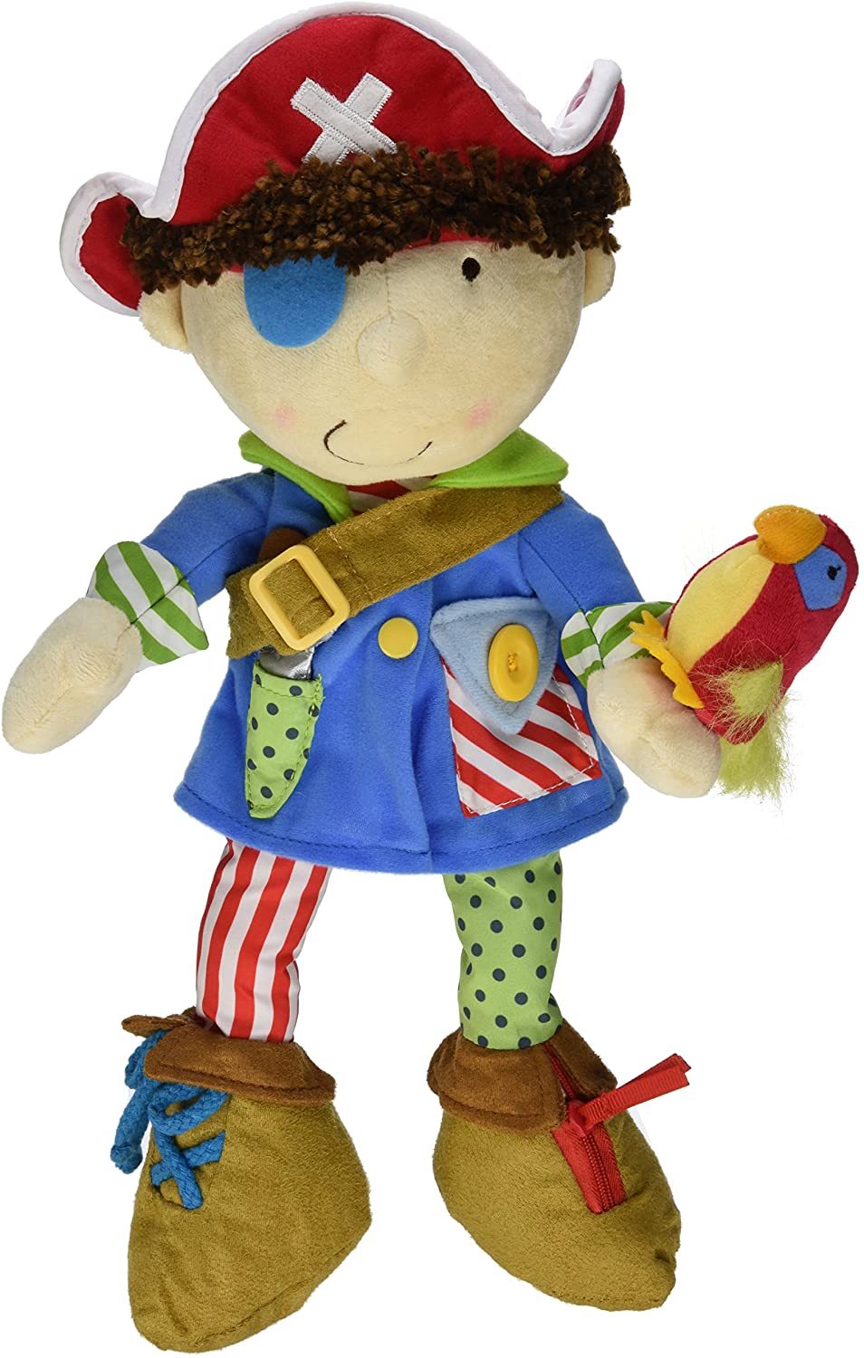 Dress Up Pirate Activity Toy