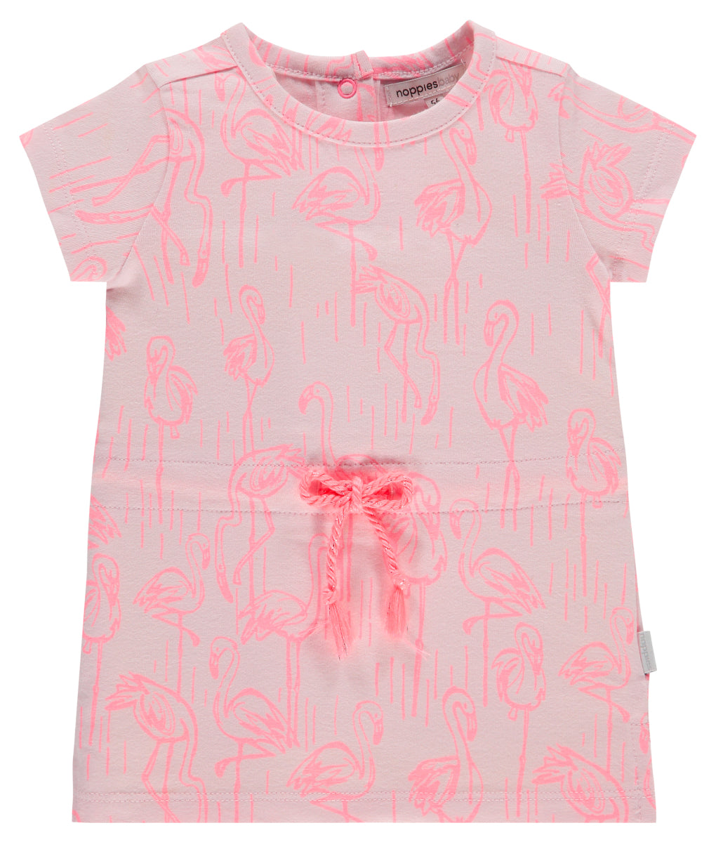 Noppies Pink Flamingo Tunic