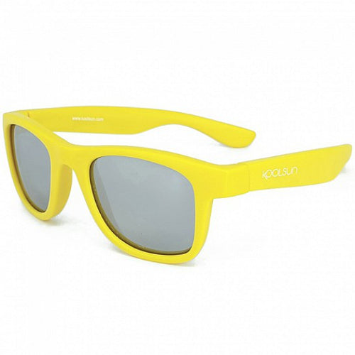 KoolSun Wave Sunglasses Empire Yellow