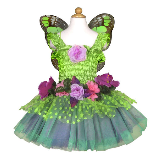 Fairy Blooms Deluxe Dress & Wings