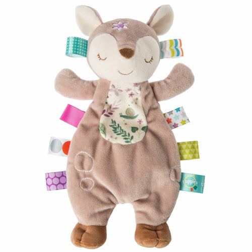 Taggies Lovey- Flora Fawn