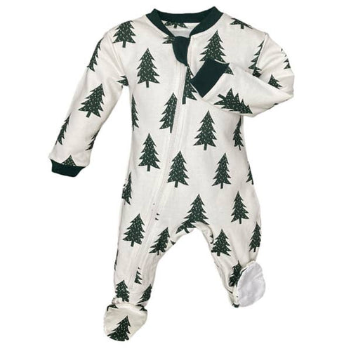 ZippyJamz Love You FIRever Babysuit