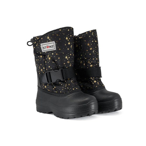Stonz Winter Boot- Trek Gold Stars