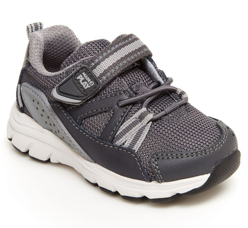 Stride Rite Made2Play Grey Journey Sneaker