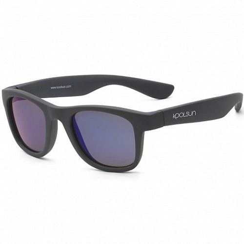 KoolSun Wave Sunglasses Gunmetal