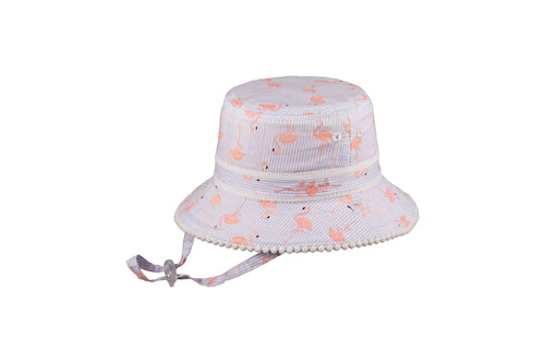 Millymook Baby Girls Bucket Hat - Camille 0-12m