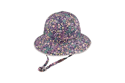 Millymook Baby Girls Floppy Hat - Tilly 0-12m