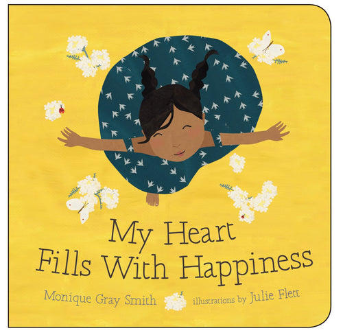 My Heart Fills With Happiness Board Book