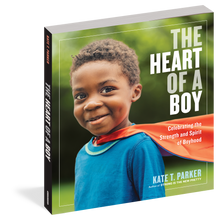 Load image into Gallery viewer, The Heart Of A Boy Book