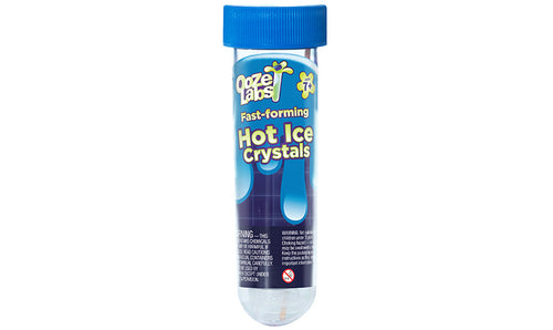 Ooze Labs: Hot Ice Crystals Kit