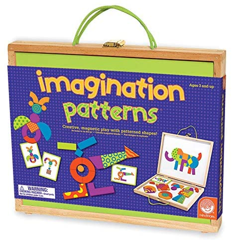 Imagination Patterns Magnetic Play Set