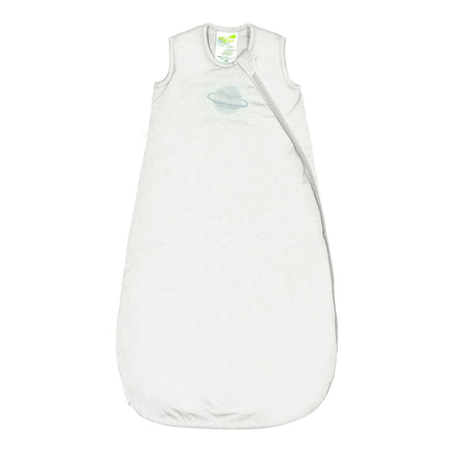 Perlimpinpin Bamboo Sleep Bag- Ivory Planet 6-18m