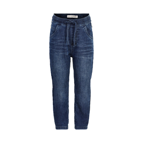 Minymo Sweat Denim Jeans - 2