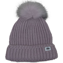 Load image into Gallery viewer, Calikids Single Pom Knit Hat