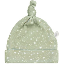 Load image into Gallery viewer, Perlimpinpin Knotted Hat- Stars