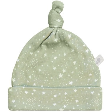 Perlimpinpin Knotted Hat- Stars
