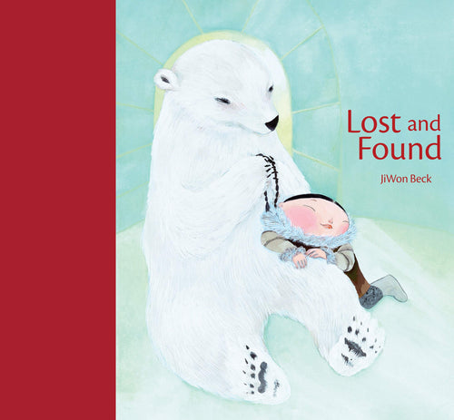Lost & Found Book