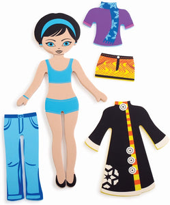 Magic Creations Bath Toy- Fashion