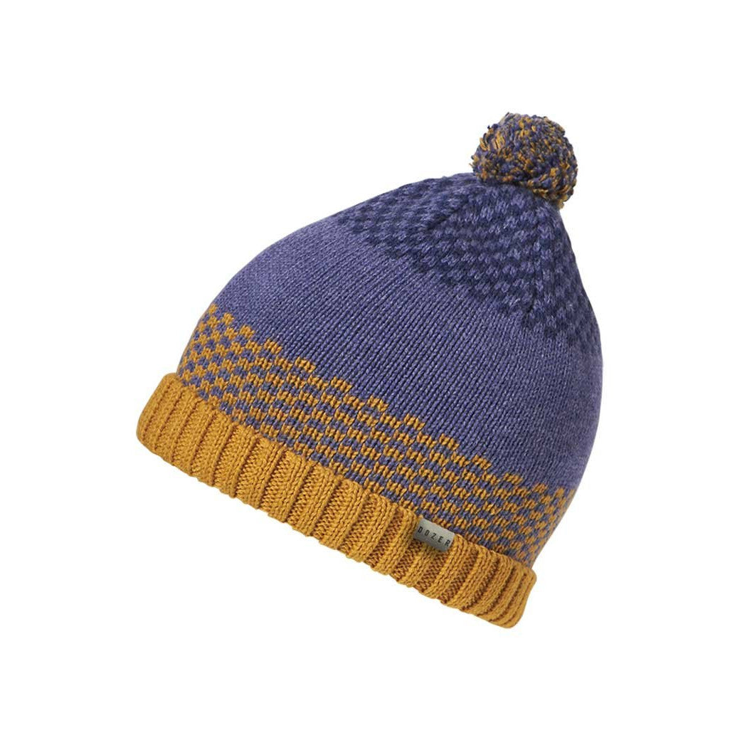 Dozer Blue and Yellow Manny Beanie