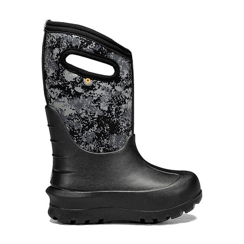 Bogs NeoClassic Winter Boot- Black Camo