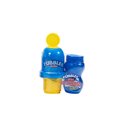 Fubbles No Spill Mini Bubble Tumbler