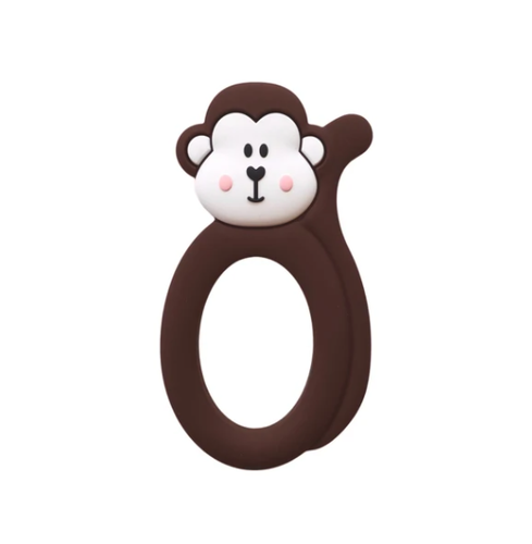 Little Cheeks Monkey Teether