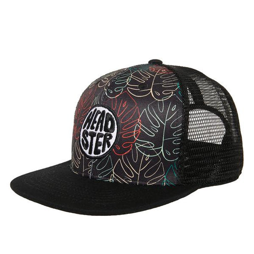 Headster Monstera Trucker Cap