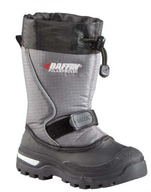 Baffin Mustang Charcoal Winter Boot