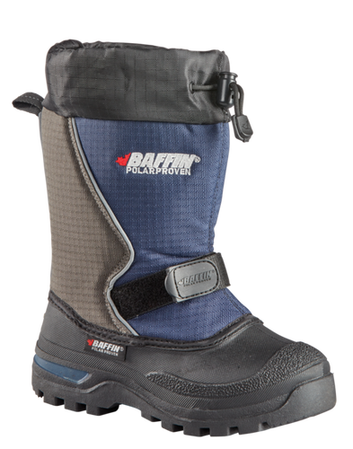 Baffin Mustang Navy Winter Boot
