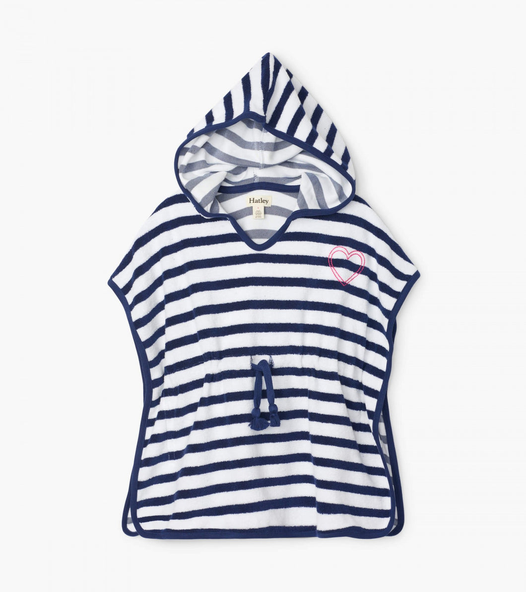 Nautical Stripe Terry Coverup