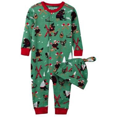 LBH - Northern Winter Coverall w/ Kenora 3-6m