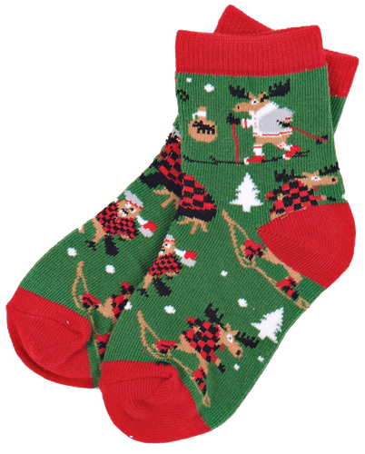 LBH Northern Winter Socks 2-4y