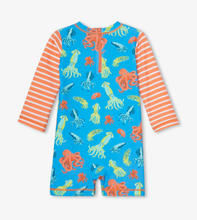 Load image into Gallery viewer, Hatley Colourful Octopuses Baby Rashguard