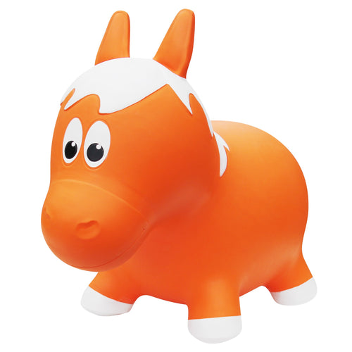 Orange Horse Hopper