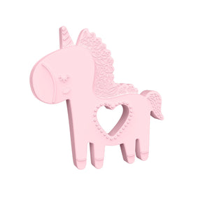 Petals Silicone Unicorn Teether