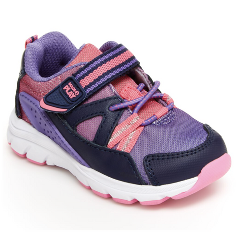 Stride Rite Made2Play Purple Journey Sneaker