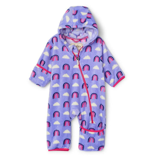 Hatley Happy Rainbows Fleece Baby Bundler