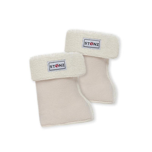 Stonz Bootie Liners- Ivory