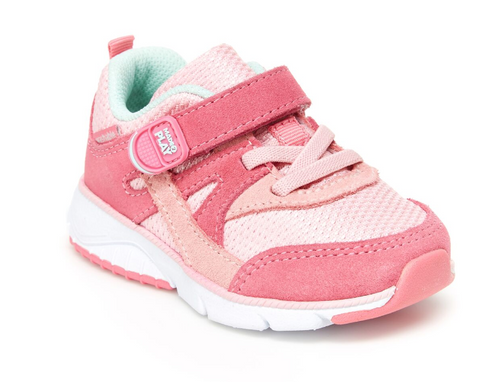 Stride Rite Ace Pink Toddler Shoe - M or W
