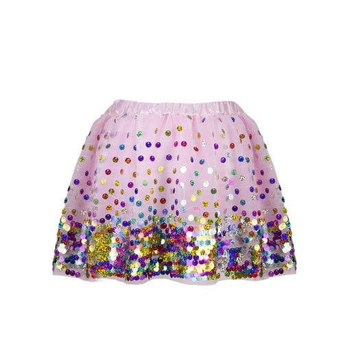 Party Fun Sequin Dress Up Skirt