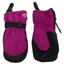 Load image into Gallery viewer, Calikids Short Cuff Winter Mitt With Clips