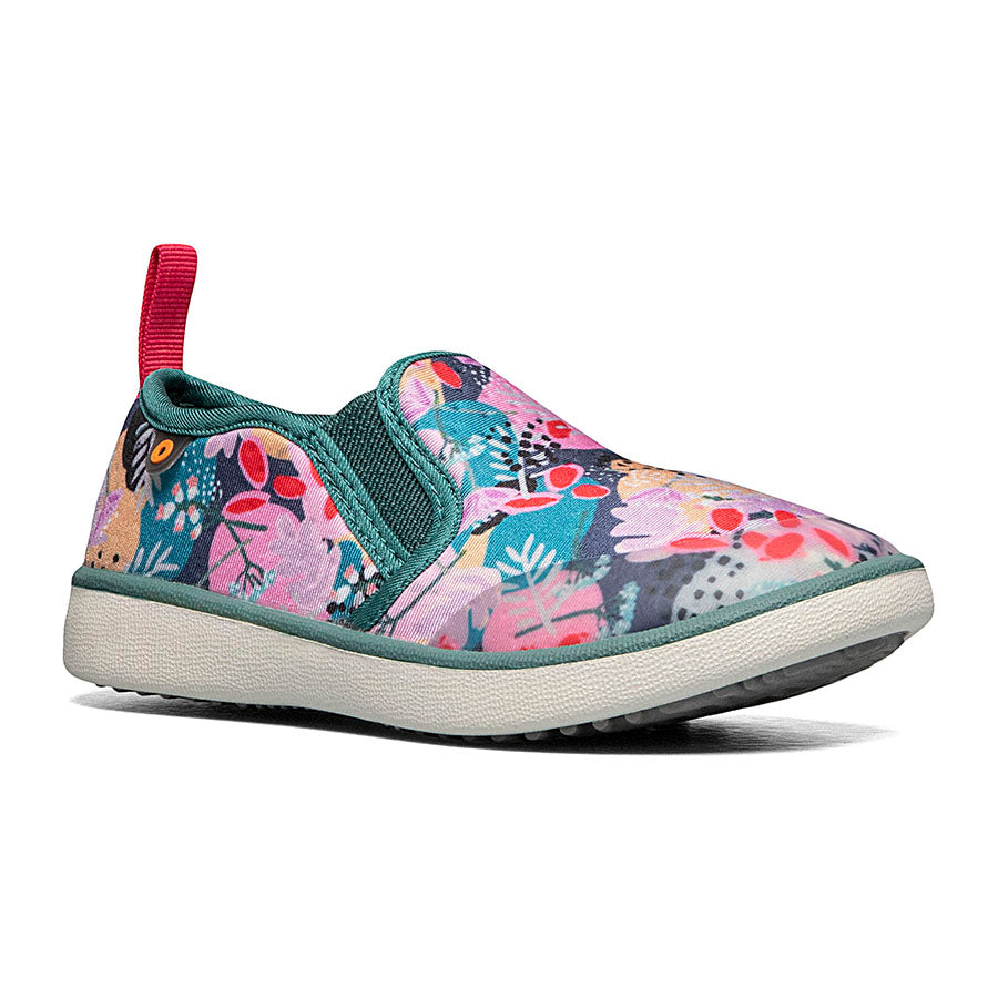 Bogs Kicker Slip On Deco Floral