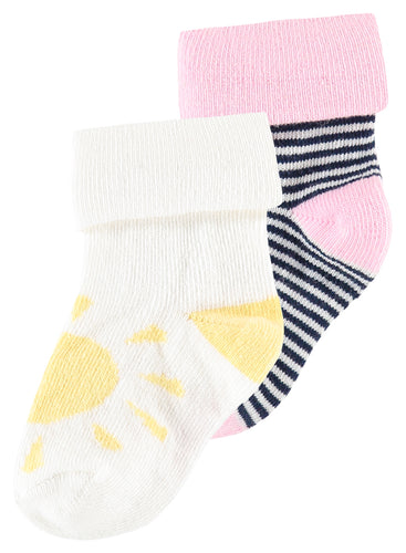 Noppies Baby Socks Sachet Pink
