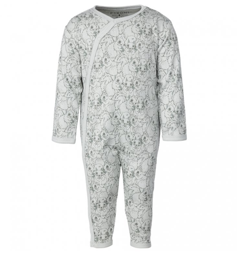 Fixoni Sage Squirrel Playsuit